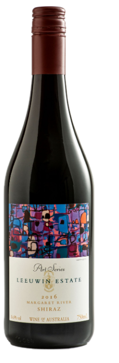 Leeuwin Estate Art Series Shiraz 2016 (12 x 750mL), Margaret River, W.A