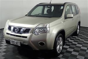 2012 Nissan X-Trail ST (4x4) T31 CVT Wag