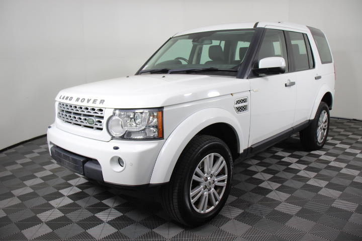 2013 Land Rover Discovery 3.0 TDV6 Series 4 T/Diesel Auto 7 Seats