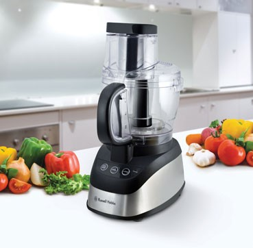 Russel Hobbs RHFP750 Food Processor with Chopper Bowl