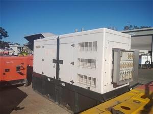 180KVA Generator - 2011 Powerlite Cummin