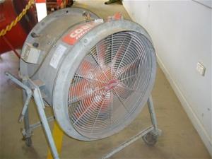 Exhaust Fan Electric 210mm