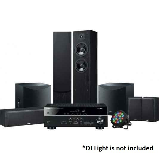 Yamaha LiveSTAGE 6400 5.2CH Home Theatre System