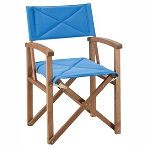 freedom furniture jetty directors chair blue auction 0027