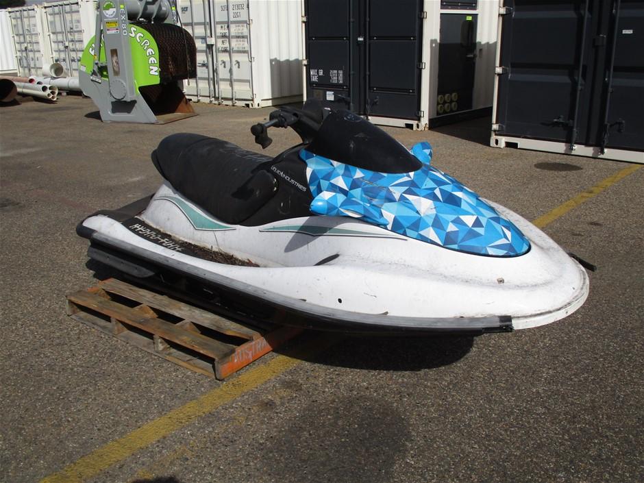 Kawasaki Jet Ski Shell