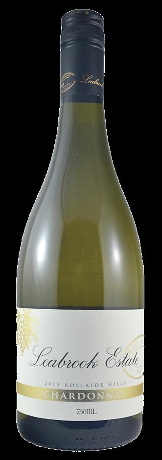 Leabrook Estate Chardonnay 2013 (6 x 750mL) Adelaide Hills, SA