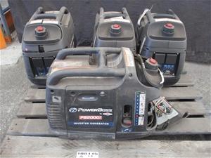 Qty 4 x Power Boss PB200i 1600W Inverter