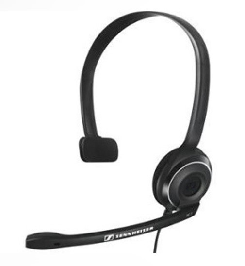 Sennheiser PC7 USB Mon VoIP Headset