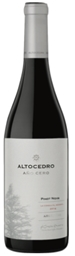 Altocedro Ano Cero Pinot Noir 2014 (12x 750mL), Mendoza. Argentina. Cork.
