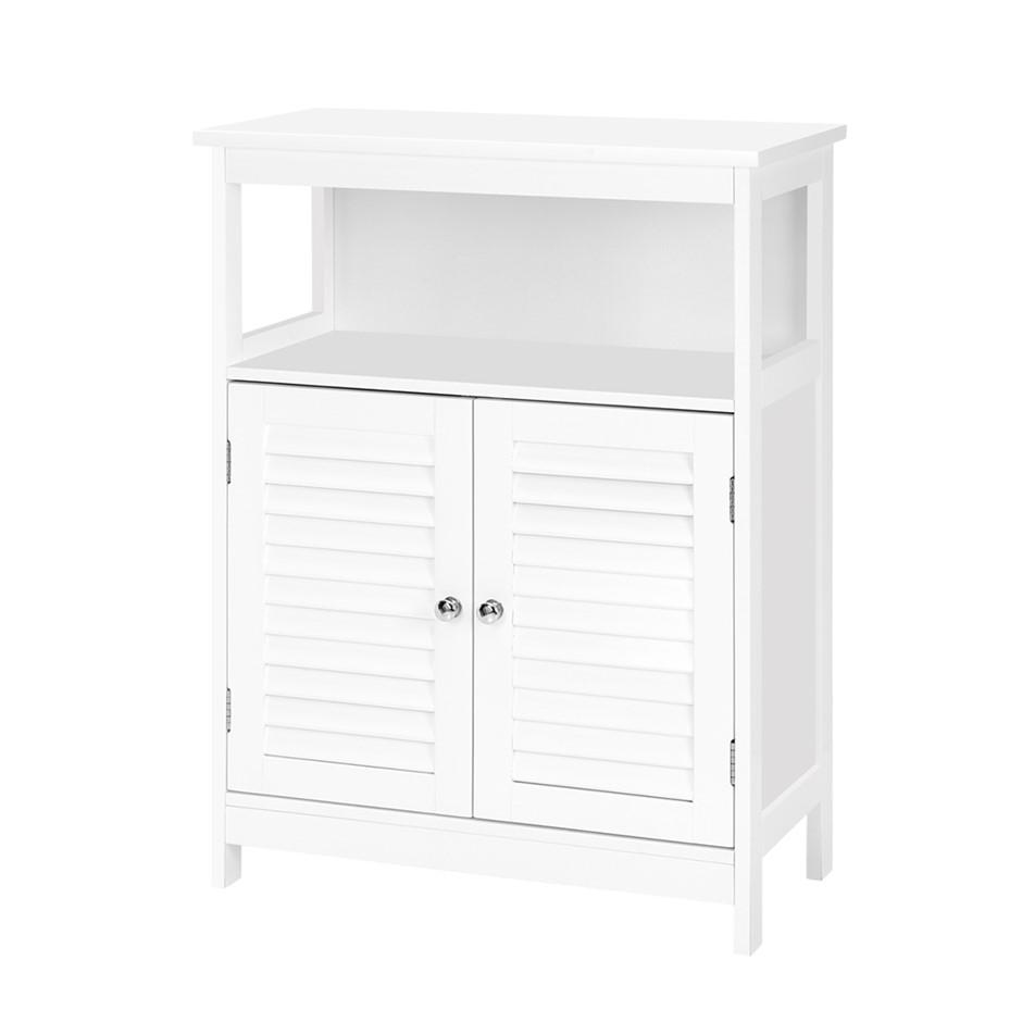Artiss Sideboard Buffet Kitchen Dresser Storage Cabinet Hallway White