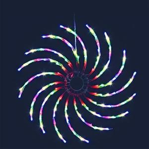 Christmas LED Motif Lights - Spinner