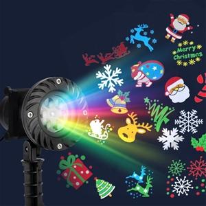 Christmas LED Lights - Christmas Pattern