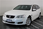 2013 Holden Sportwagon Z-SERIES VE II Automatic Wagon