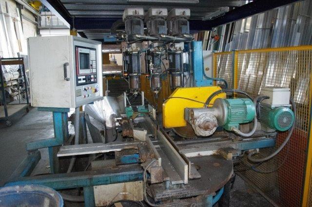 CNC Milling Machine, FAGOR 8050 M