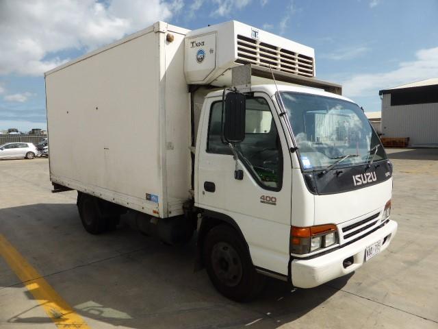 isuzu light trucks for sale - 7 products | Graysonline