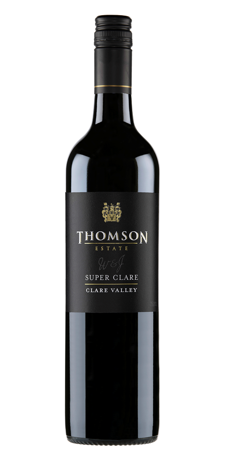Thomson Estate W & J Super Clare 2016 (12 x 750mL) Clare Valley, SA