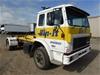 1995 International Acco 2350E 4x2 Hooklift Truck (Pooraka, SA)