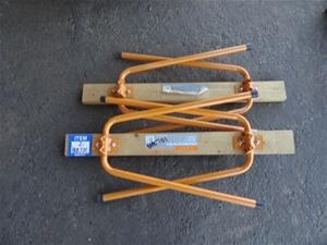Folding Metal Leg Saw Horse, Craft Right