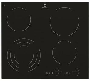 Electrolux EHC644BA 60cm Electric Cookto