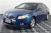 Unreserved 2013 Holden Cruze SRI JH Automatic Sedan