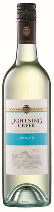 Lightning Creek Moscato NV (6 x 750mL) SEA
