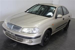 2002 Nissan Pulsar ST N16 Automatic Seda