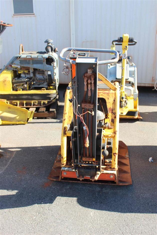 2012 Atlas Copco 502Kg Diesel Plate Compactor