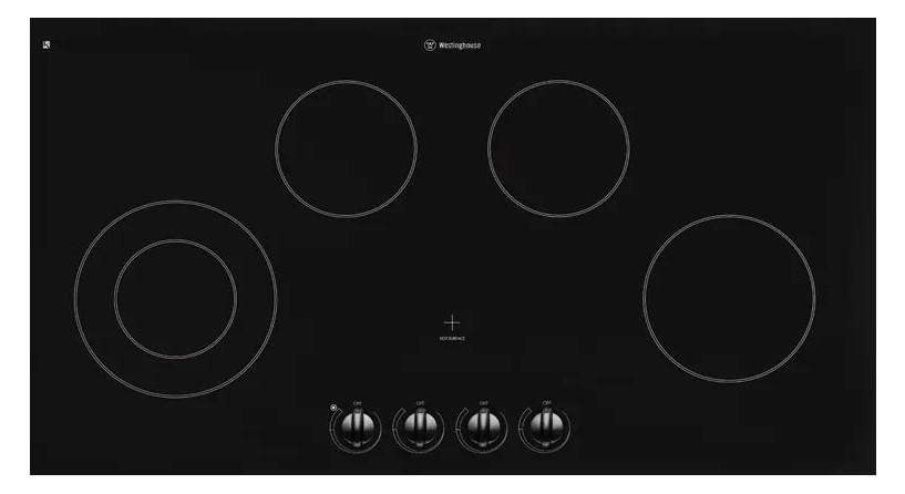 Westinghouse PHR395U Electric Cooktop