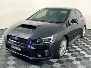 2014 Subaru WRX Premium V1 CVT Sedan