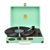 mbeat MB-TR89TBL Woodstock Tiffany Blue Retro turntable player