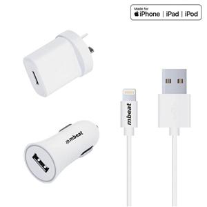 mbeat MB-UCK-A31W 3-in-1 MFI USB Lightni