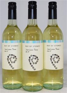 Bay of Stones` Sauvignon Blanc 2018 (3x
