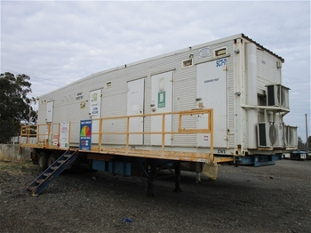Various Demountables & Containers