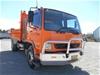 2013 Mitsubishi Fighter FM600 4x2 Tipper Truck