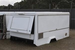 Food Truck Body