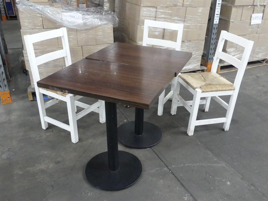 Excellent Used Restaurant Tables And Chairs Graysonline Complete Home Design Collection Barbaintelli Responsecom