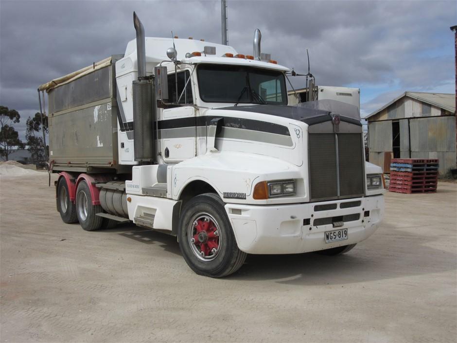 tipper trailer for ride on mower | Graysonline