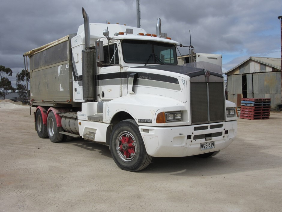1989 Kenworth T600 6x4 Tipper Truck (Waikerie, SA)