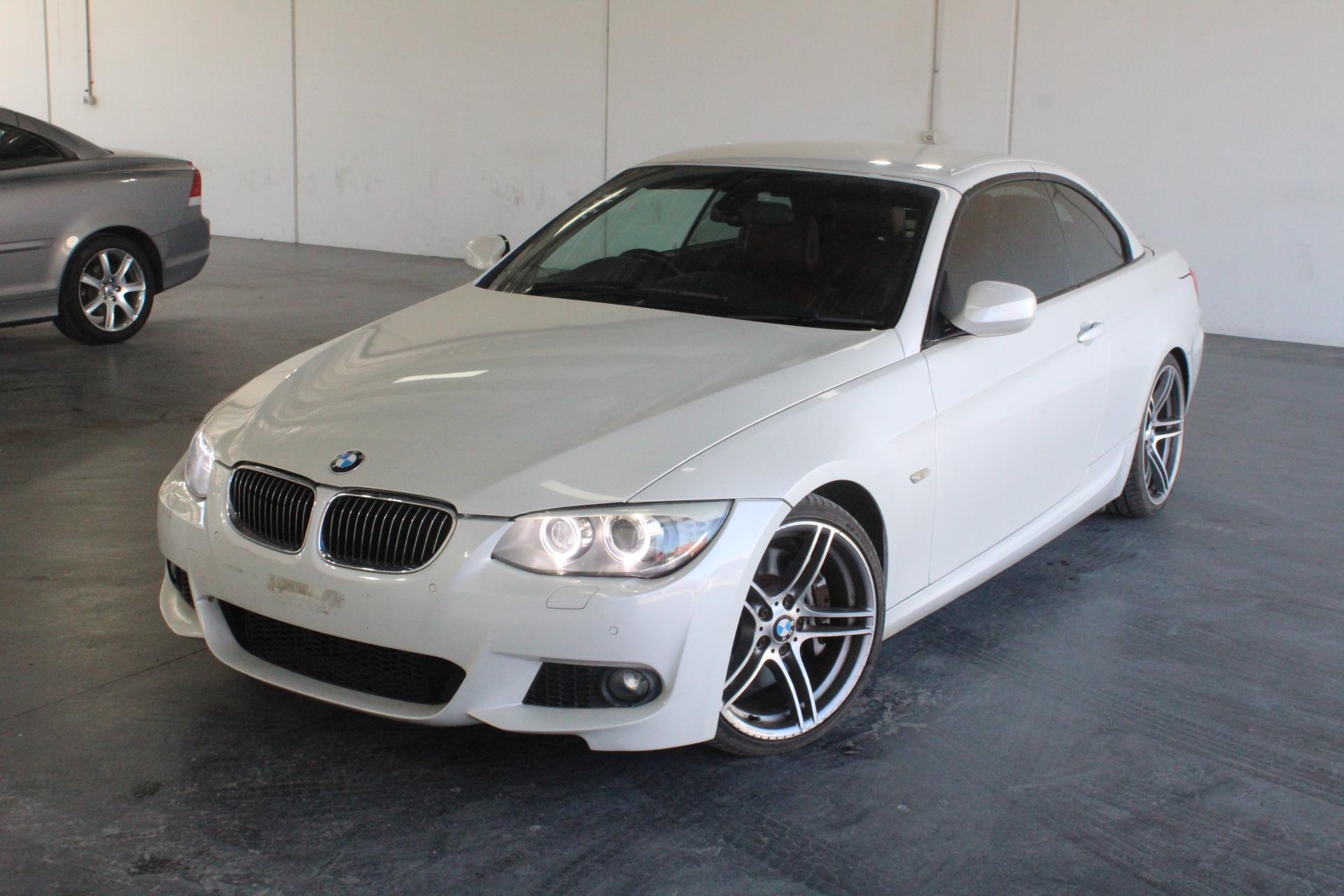2011 BMW 3 Series Convertible 335i M Sport E93 Auto Convertible (WOVR)