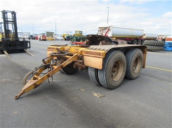 2006 Transport Spares & Equipment Dual Axle Dolly