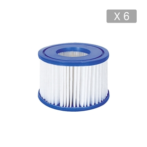 Bestway 6X Filter Cartridge For Lay-Z-Sp