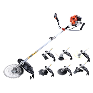 Giantz 62CC Pole Chainsaw Hedge Trimmer
