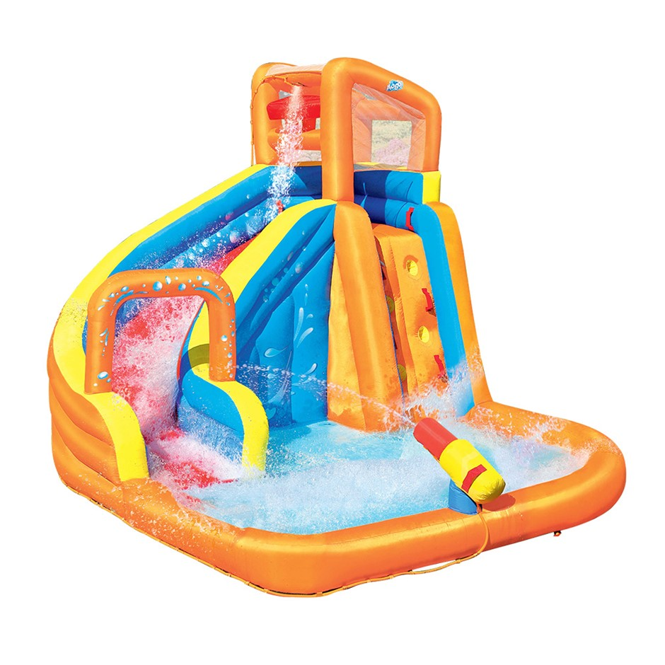 Bestway Inflatable Water Slide Pool Slide Jumping Castle Playground Splash