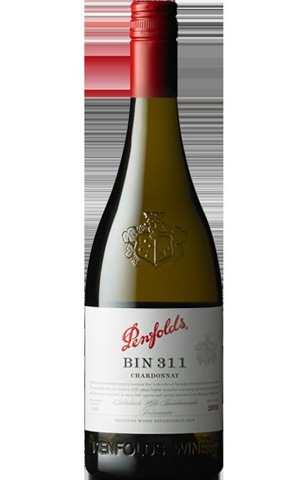 Penfolds Bin 311 Chardonnay 2018 (6 x 750mL), Tumbarumba, NSW.