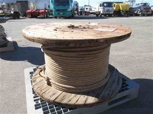 1 x Pallet Containing 1 Roll of Rope Cab