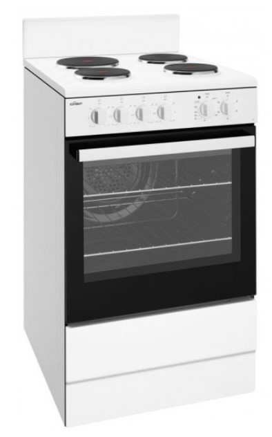 Chef CFE536WB 54cm Electric Freestanding Oven