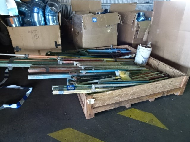 A Large Quantity of Assorted Concreting Equipment