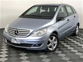 Unreserved 2007 Mercedes Benz B180 CDI W245