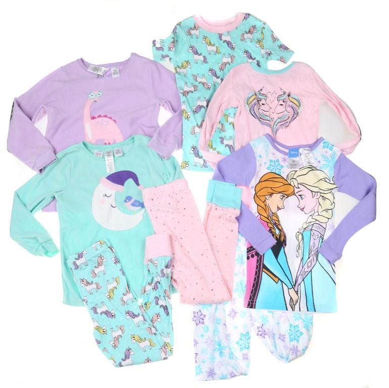 3 Sets x Assorted Boy`s Clothing Set, Size 6, Incl; DISNEY Frozen 2PC Pajam