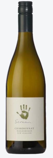 Seresin Estate Chardonnay 2016 (12 x 750mL), Marlborough, NZ.